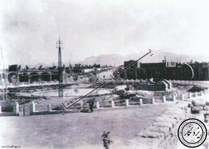 میدان مجاهدین یزد
