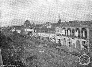 اولین خیابان یزد