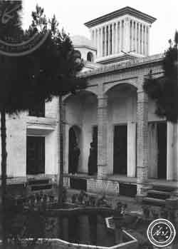 خانه قدیمی خان بهادر